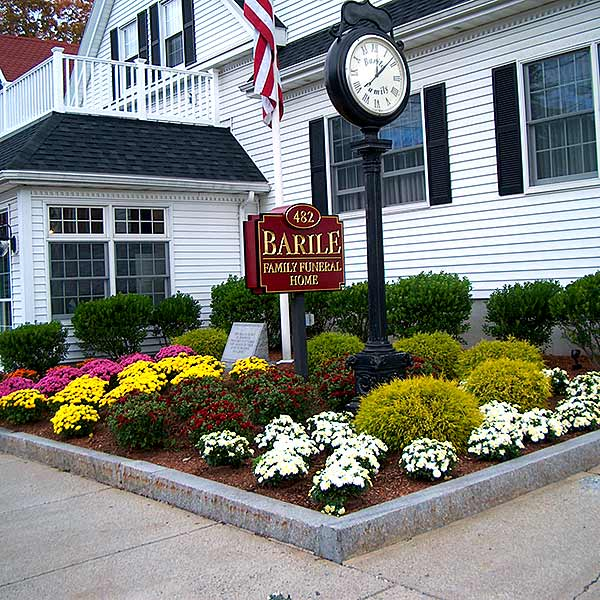 Commercial Landscaping in Stoneham MA