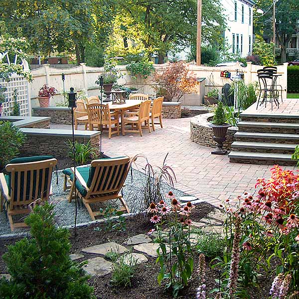 Custom Landscape Design & Creation in Greater Boston, North Shore Area